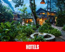 Hotels UFE Pérou