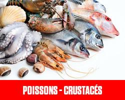 Poissons - Crustacés UFE Pérou