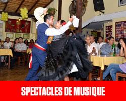 Spectacles de Musique UFE Pérou