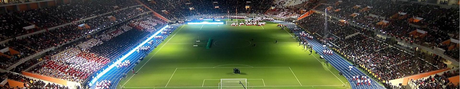 Stades UFE Pérou
