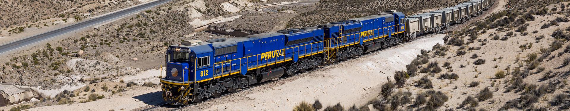 Trains UFE Pérou