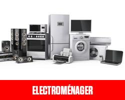 Electroménager UFE Pérou