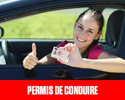 Permis de Conduire UFE Pérou