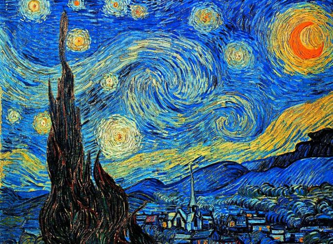 Vincent Van Gogh - UFE Pérou
