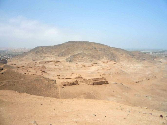 Cerro Azul - UFE Pérou