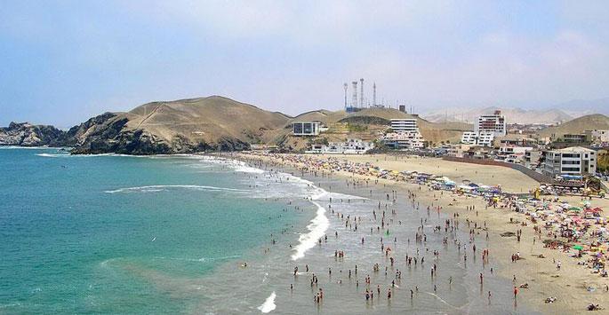 Playas - UFE Pérou