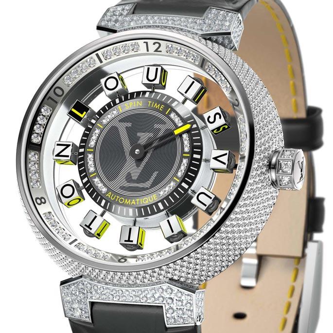 Louis Vuitton - Tambour Spin Time Air - UFE Pérou