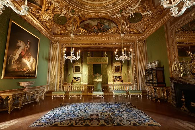Château de Vaux-le-Vicomte - UFE Pérou