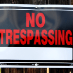 'NO TRESPASSING' – Lawmaker Says Vaccine Harassers Can Be Charged