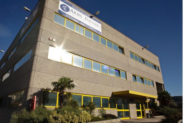 Aries e Partners Business Center Trento