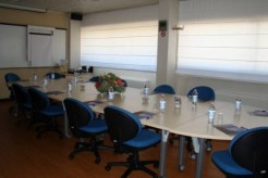 Sala formazione Roma Magliana
