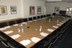 Sala riunione elegante Roma Eur Torrino