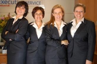 Executive Service Roma Pinciano Salario