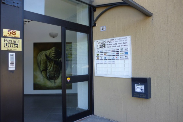 Business Center Pesaro Uffici