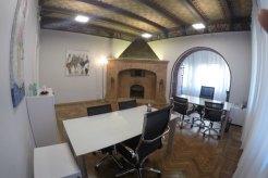 Ufficio temporaneo pronto Roma