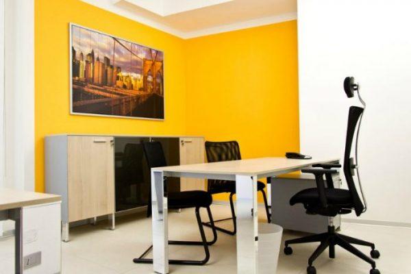 Vantaggi ufficio temporaneo