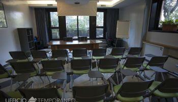 Roma sale riunioni condivise Aurelio Monteverde