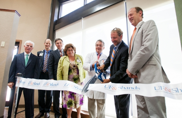 UFShands Florida Recovery Center opens new southwest Gainesville campus  UF Health University