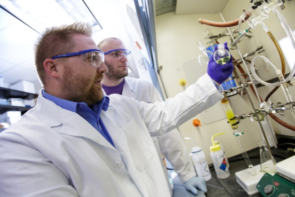 UF Health researchers Novel compounds kill biofilms may