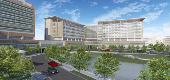 University Of Florida Health Breaks Ground For New