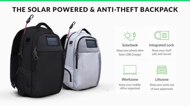 La mochila Lifepack, un gran adelanto.