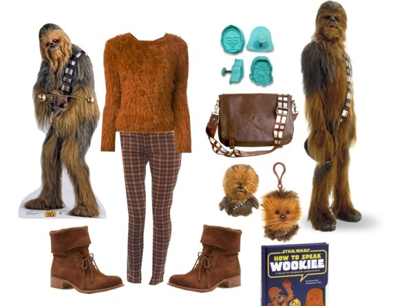 Look Chewbacca