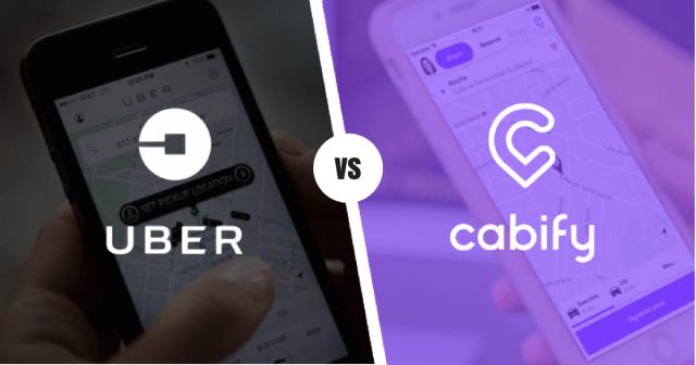 cabify-uber