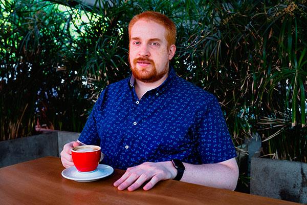 Sebastián Findling, programador web