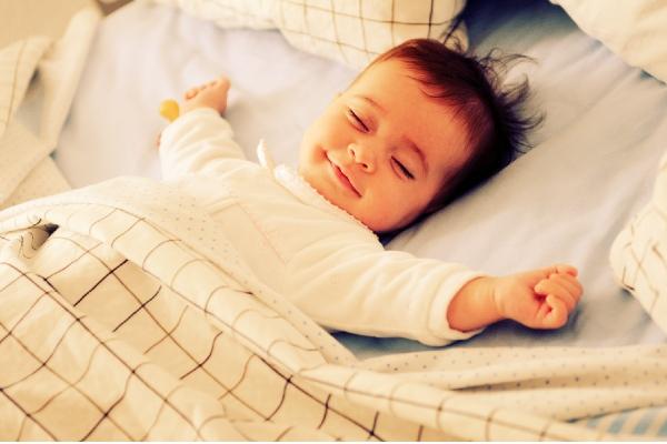 Horas de sueño promedio
