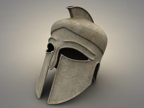 casque grec