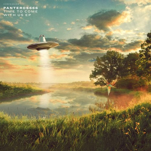 06 Panteros666 Time to Come with Us EP - UFO Network 2021