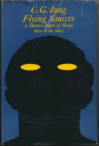 Flying Saucers: A Modern Myth of Things Seen in the Sky, livro de Carl Jung