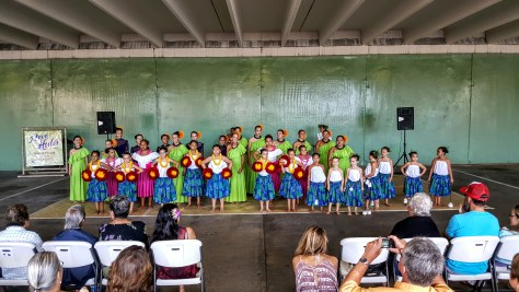 Click image above to access Video Album of Hula In Kailua