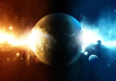 planet nibiru in space