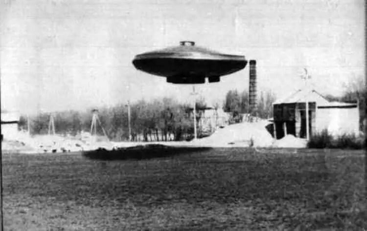 ufo take off