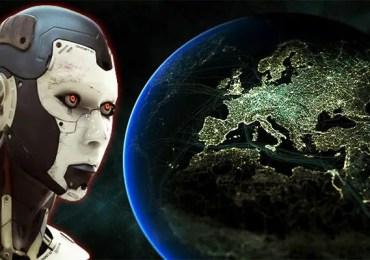 AI takeover earth