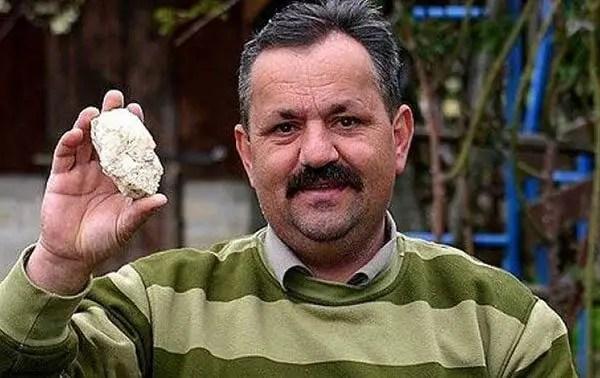 bosnian meteorite