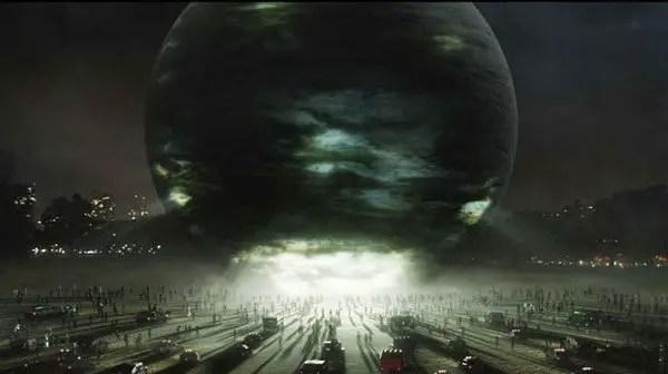 aliens landed