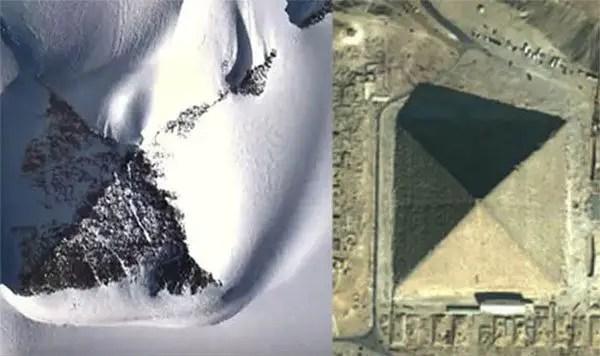 antarctica pyramid