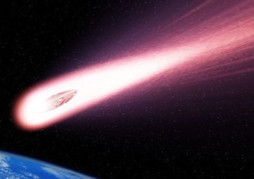 crashing ufo over siberia