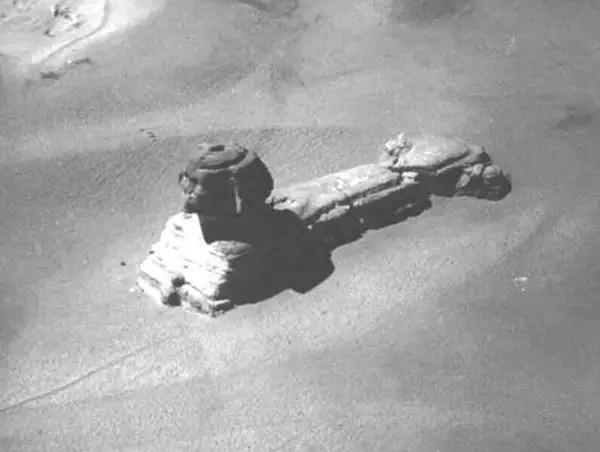 sphinx secret chambers