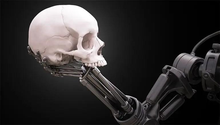 technology will kill us
