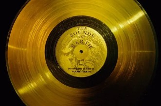 Sounds of Earth Golden Record NASA