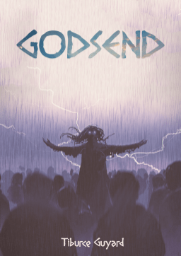 In Godsend by Khelren, the world is ending. As the gods bicker and their chosen apostles write new myths across the world, the fate of all things will be decided.
