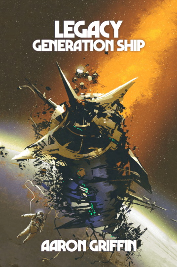 In Generation Ship by Aaron Griffin, you have been woken up too soon in a sleeper ship crossing the vast gulf between stars. As the ship strains under the unexpected demands of its living cargo, how will you make sure you can find a new home?