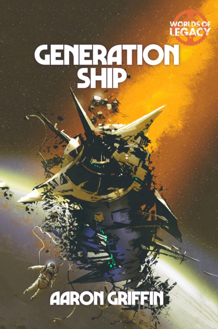 Generation Ship Cover