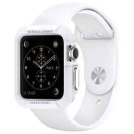 Spigen Apple Watch Case Rugged Armor White 38mm