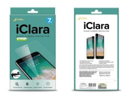 iClara Glass Screen Protector for iPhone 8 ( 0.26mm, Smaller than screen size)