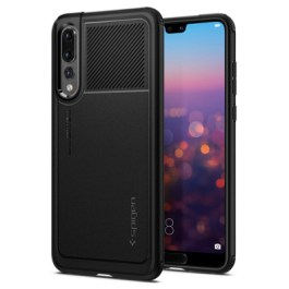 Spigen HUAWEI P20 Pro Marked Armor – Black L23CS24400