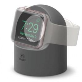 W2 Stand for Apple watch – Dark Gray